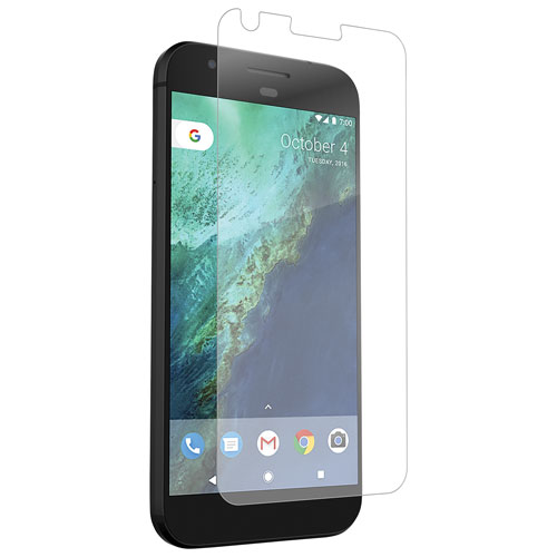 InvisibleShield by ZAGG Glass+ Google Pixel XL Front Screen Protector