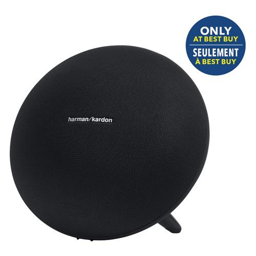 Harman Kardon Onyx Studio 3 Portable Bluetooth Wireless Speaker - Black - Only at Best Buy