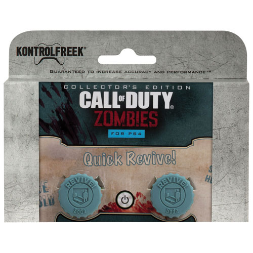 Capuchons Kontrolfreek Call of Duty revive performance de Kontrolfreek pour manettes de PS4