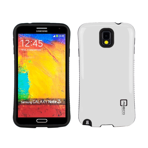Caseco Galaxy Note 3 Shock Express Case - White