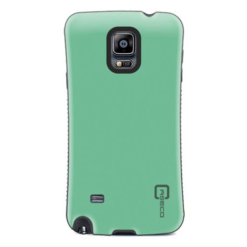 Caseco Galaxy Note 4 Shock Express Case - Green