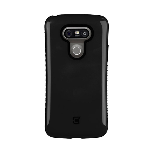 Caseco Fitted Hard Shell Case for LG G5 - Black