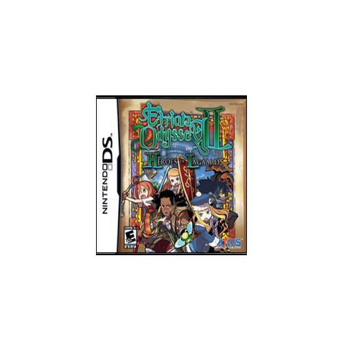 Etrian Odyssey II: Heroes of Lagaard - NINTENDO DS