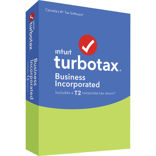 TurboTax Business Incorporated 2016 (PC) - English