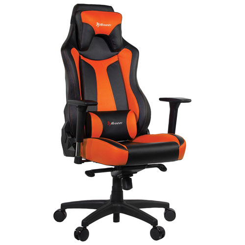 Arozzi Vernazza Ergonomic Racing Gaming Chair - Orange