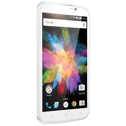 Polaroid LINK S55 8GB Smartphone - White - Unlocked