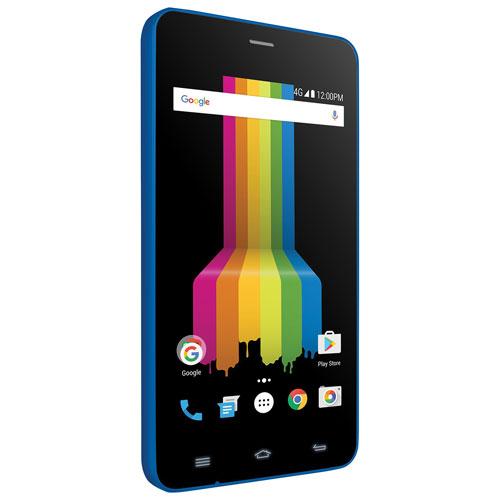 Polaroid LINK A400 8GB Smartphone - Blue - Unlocked