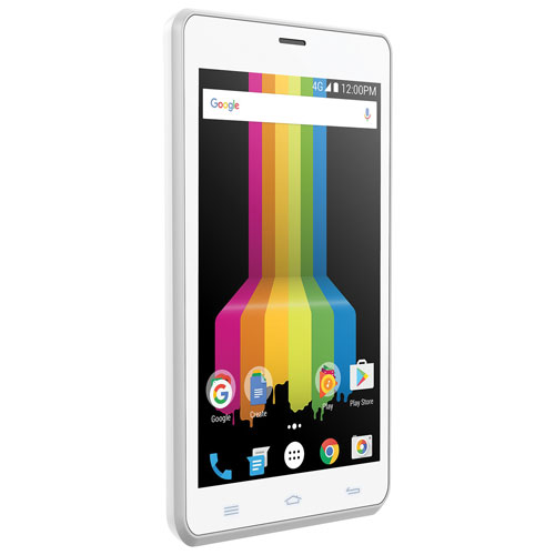 Polaroid LINK A500 8GB Smartphone - White - Unlocked