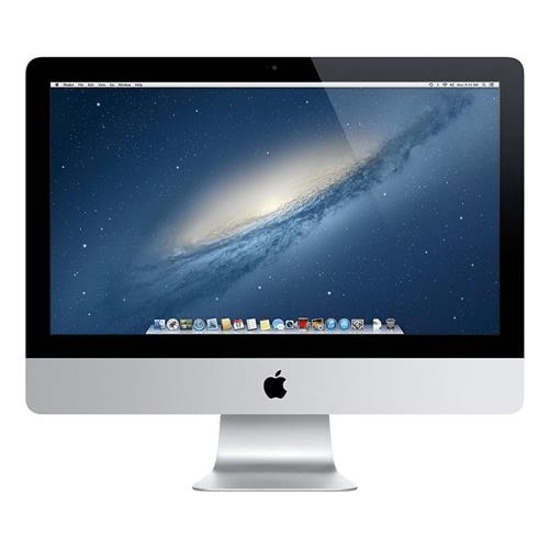 "Apple iMac A1311, Core i5-2.5 GHz, 4GB Memory, 500GB Hard Drive, 21.5"" Screen, Webcam, 1Yr Warranty - Refurbished"