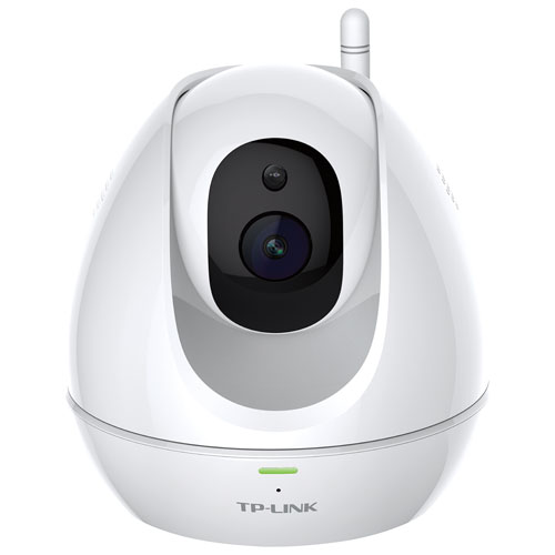 TP-Link NC450 Wi-Fi Indoor 720p IP Camera with PTZ - White