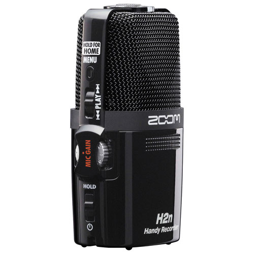 Zoom H2N Digital Audio Recorder (ZOOM -ZH2N)