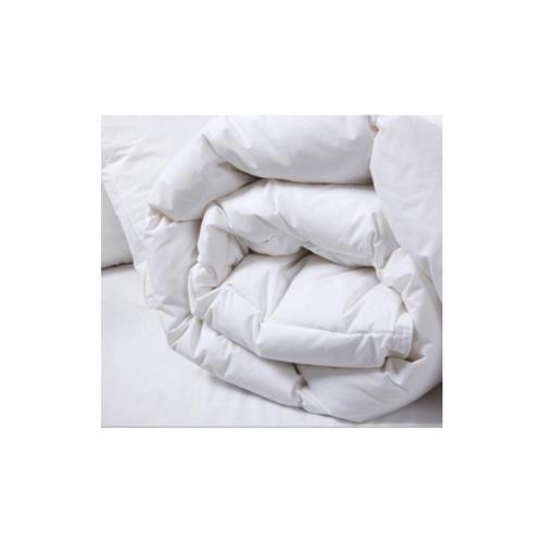 La Plume White Duck Feather Duvet 100% Cotton - King