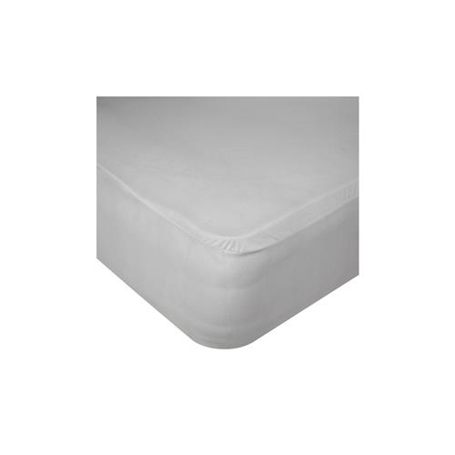 Sleep Comfort Mattress Protector 100% Cotton - Waterproof, Alergy & Asthma relief, Twin