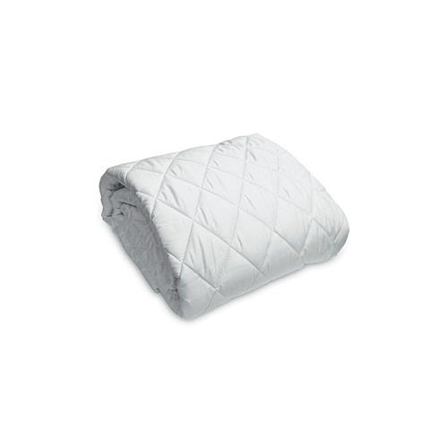 """Bedroom Basic Luxury Quilted Mattress Pad w/ Deep 18"""" Pockets - Queen"""