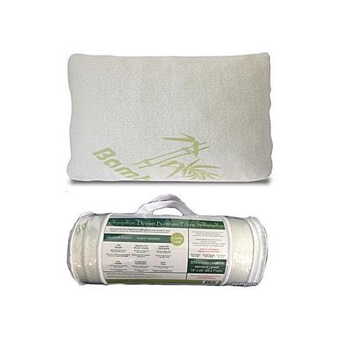 Original Bamboo Memory Foam Pillow - Queen