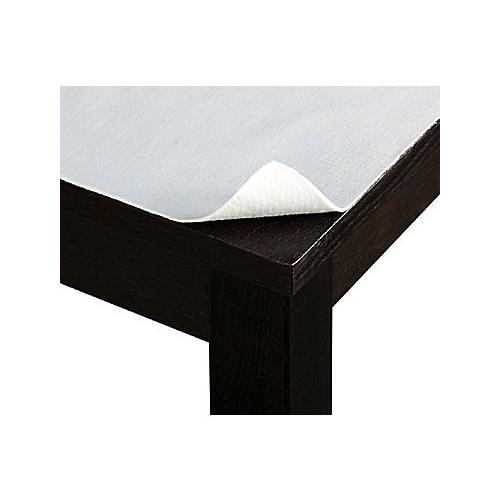 """Domay 70"""" Round No scratch and Leak proof Flannel backing table protector"""