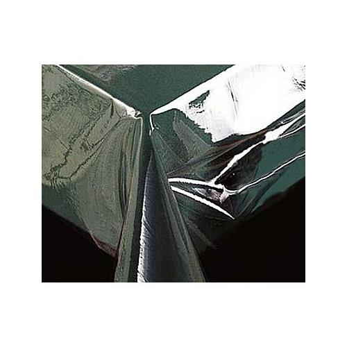 """Nusso Crystal Clear Vinyl Tablecloth Protector 60""""x90"""""""