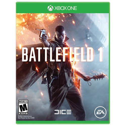 Battlefield 1 (Xbox One) - Jeu usagé