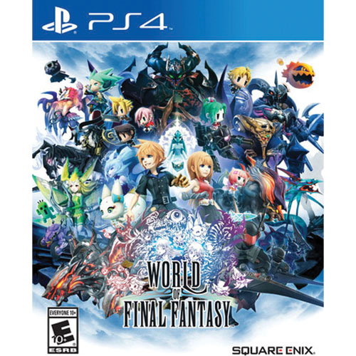 World Of Final Fantasy (PS4) - Previously Played