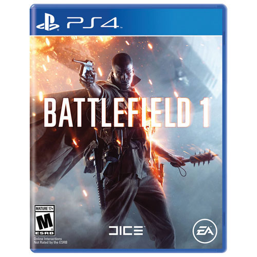 Battlefield 1 (PS4) - Previously Played
