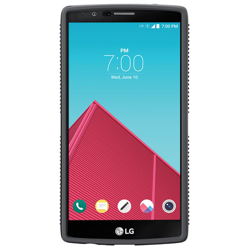 Speck CandyShell Grip LG G4 Fitted Hard Shell Case - Black
