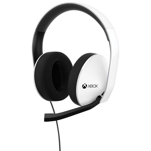 Xbox One Special Edition Stereo Gaming Headset - White