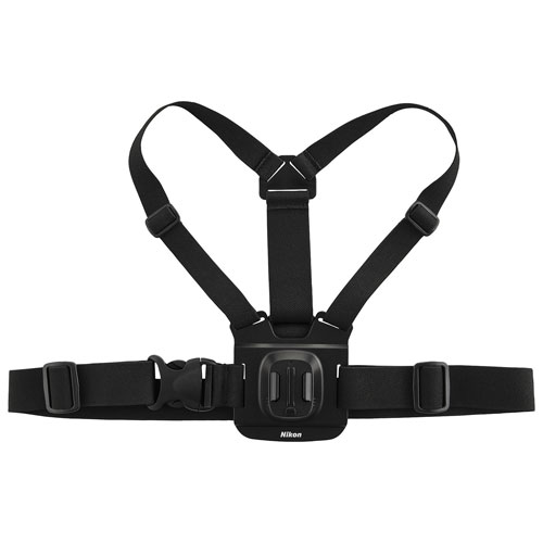 Support de poitrine pour caméra KeyMission de Nikon (25942)