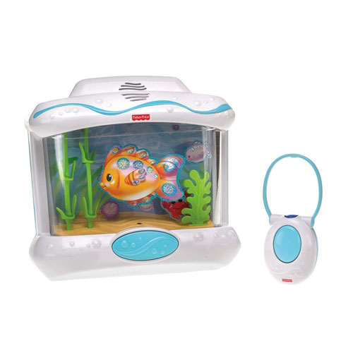aquarium ocean wonders de fisher price anglais jouets ducatifs et articles de d veloppement. Black Bedroom Furniture Sets. Home Design Ideas