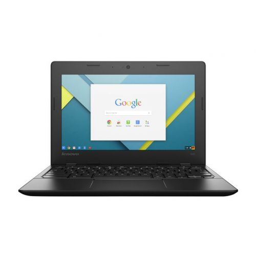 "Lenovo N22 11.6"" Chromebook - Intel Celeron N3050 Dual-core 1.60 GHz - 4GB RAM - 80SF0001US - Certified Refurbished"