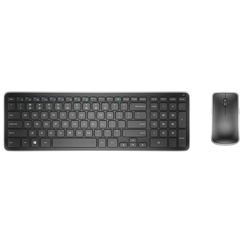 Dell KM714 Wireless Laser Keyboard & Mouse Combo - English