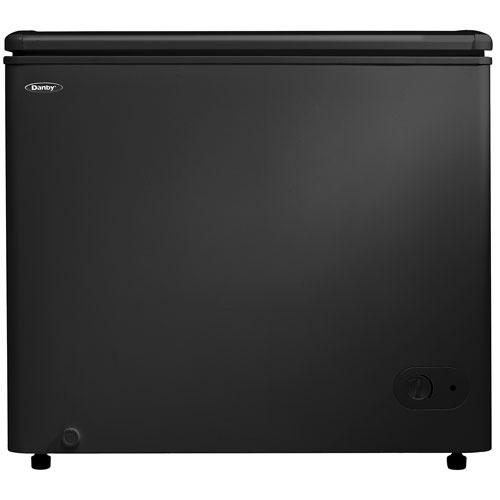 Danby 7.2 Cu. Ft. Chest Freezer (DCF072A2BDB1) - Black