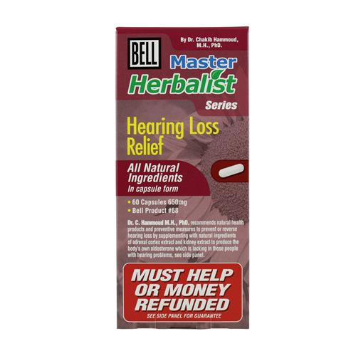 Bell Hearing Loss Relief