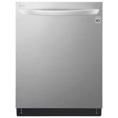 """LG 24"""" 46dB Built-In Dishwasher with Stainless Steel Tub (LDT5665ST) - Stainless Steel"""