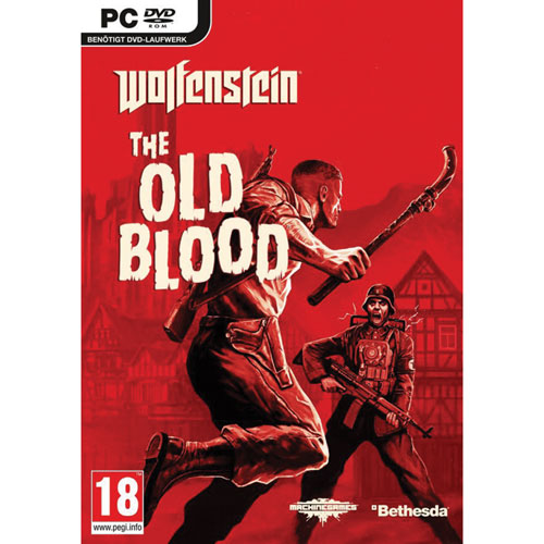 Wolfenstein: The Old Blood (PC) - French