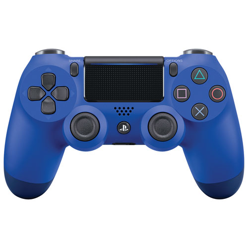 PlayStation 4 DualShock 4 Wireless Controller - Wave Blue