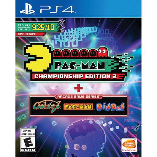 PAC-MAN Championship Edition 2 + Arcade Game Series (PS4)