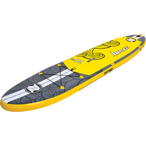 Zray X2 All Around Inflatable Stand Up Paddle Board