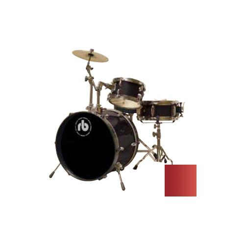 Drum Kit RB Drums RB-JR3-MWR 3 Piece Wine Red