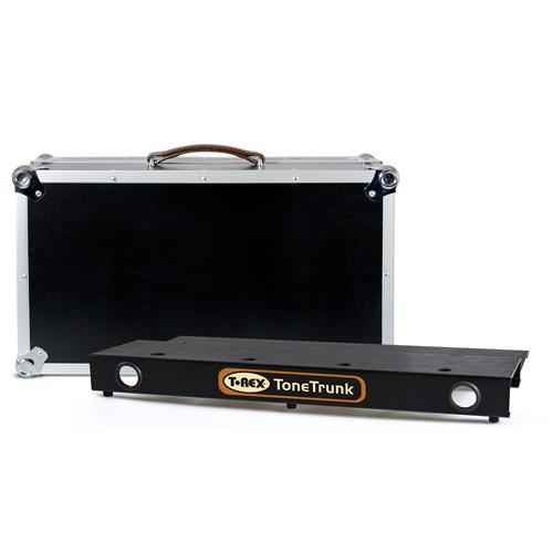 T-Rex ToneTrunk Pedal Board with ToneTrunk Road Case 56