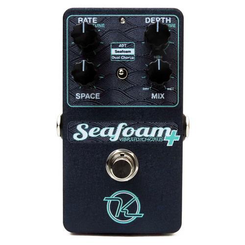 Keeley Seafoam Plus Chorus Effect Pedal