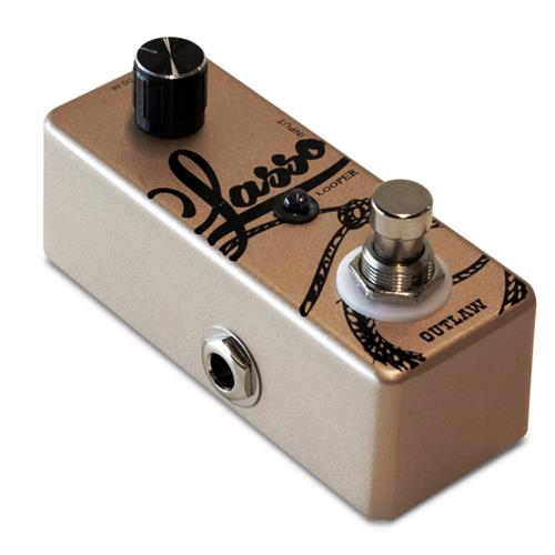 Outlaw Effects Lasso Looper Effect Pedal