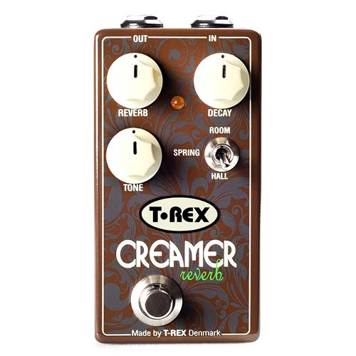 T-Rex Creamer Effect Pedal