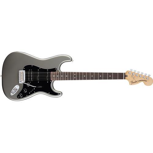 Fender Deluxe Stratocaster HSS - Tungsten, Rosewood Fingerboard