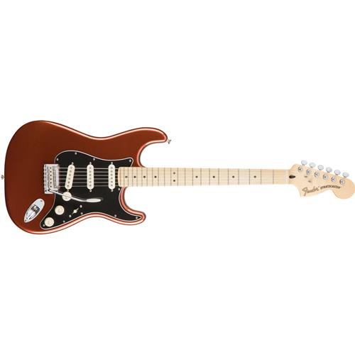 Fender Deluxe Roadhouse Stratocaster - Classic Copper, Maple Fingerboard