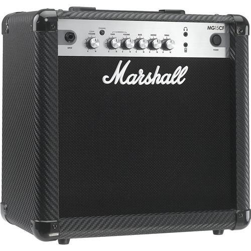 Marshall MG15CF Carbon Fibre Combo Guitar Amp