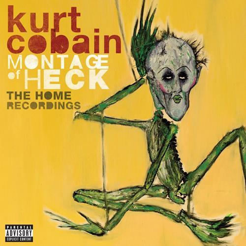 Kurt Cobain - Montage of Heck Soundtrack (Vinyl)