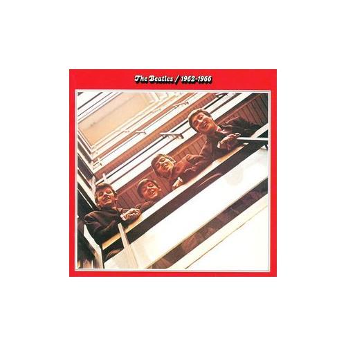 The Beatles - 1962-1966, Red Album (Vinyl)