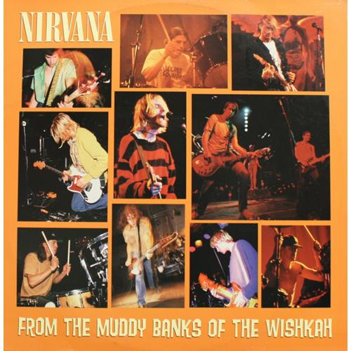 Nirvana From The Muddy Banks Of The Wishkah (2 LP)