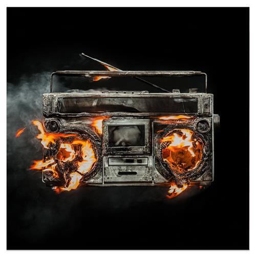 Green Day Revolution Radio (Vinyl)