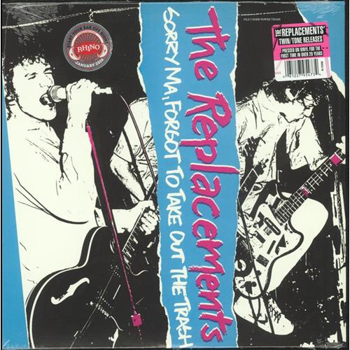 The Replacements Sorry Ma, Forgot To Take Out The Trash (Vinyl)
